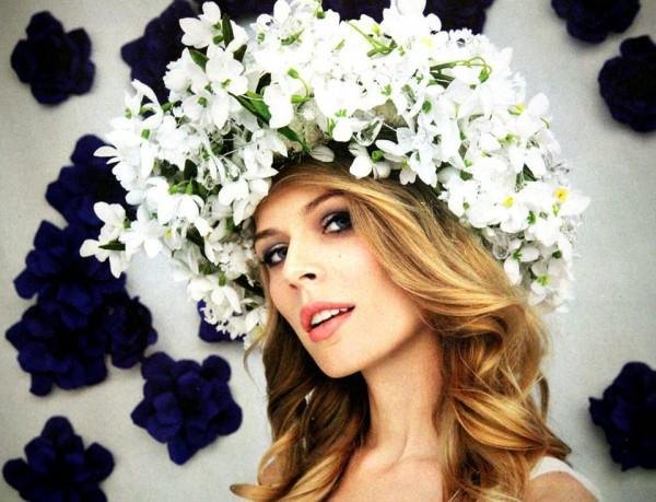 Оля Фреймут снялась в фотосессии для модного глянца (ФОТО)