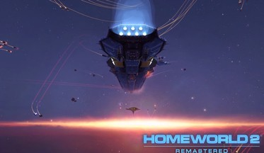 Два трейлера Homeworld Remastered Collection, скриншоты