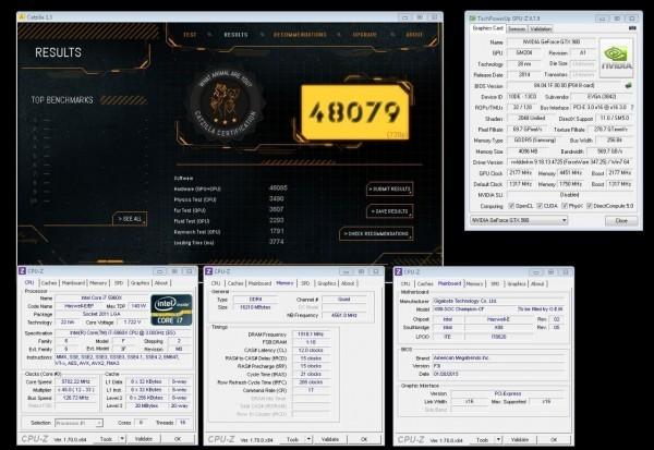 8 Pack улучшил достижения на Catzilla-720p и 3DMark03