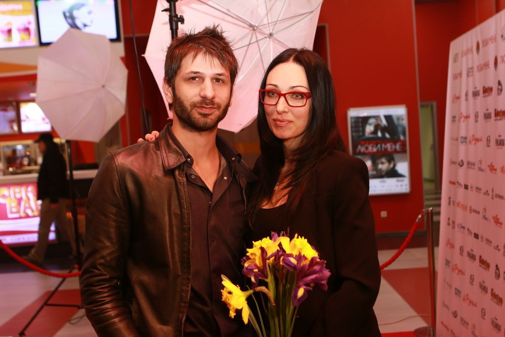 В Киеве презентовали украинский фильм «Люби меня»