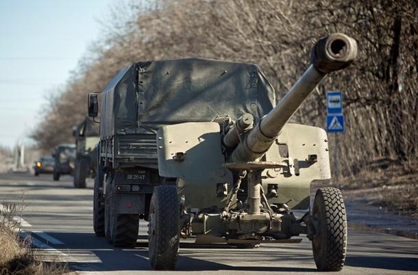 Чем вооружены сепаратисты на Донбассе - Обзор зарубежных СМИ