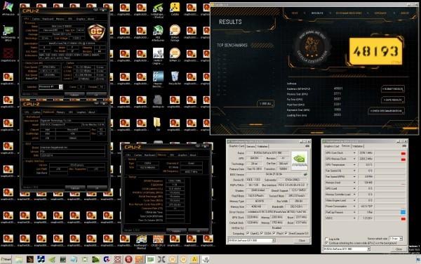 Steponz показал лучший результат для Catzilla-720p (1х GPU)