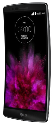 LG выпускает смартфон G Flex2