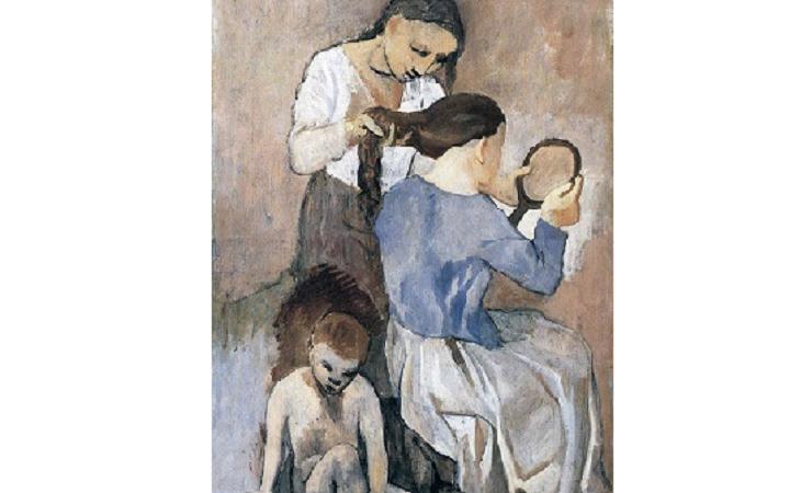 Украденную картину Пикассо нашли в Нью-Йорке (ФОТО)
