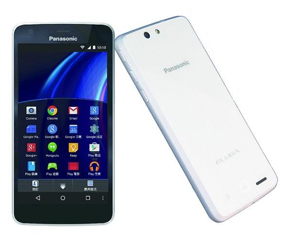 Cмартфон Panasonic Eluga U2 на Android Lollipop доступен