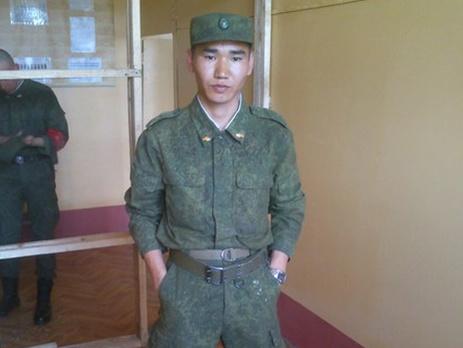 Подорванный под Дебальцево российский танкист дал интервью