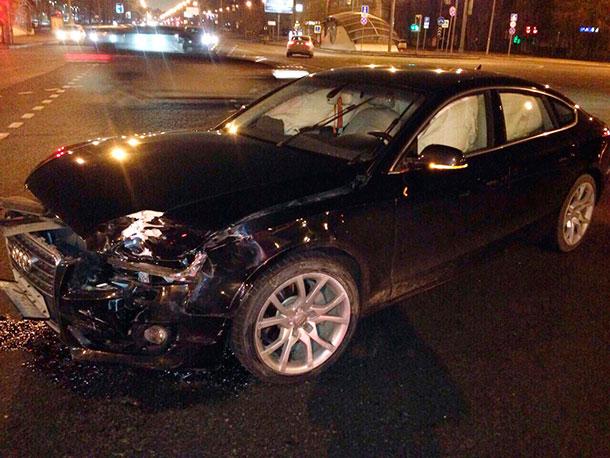 Супруг Лолиты Милявской попал в аварию