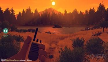 Firewatch: 17 минут геймплея