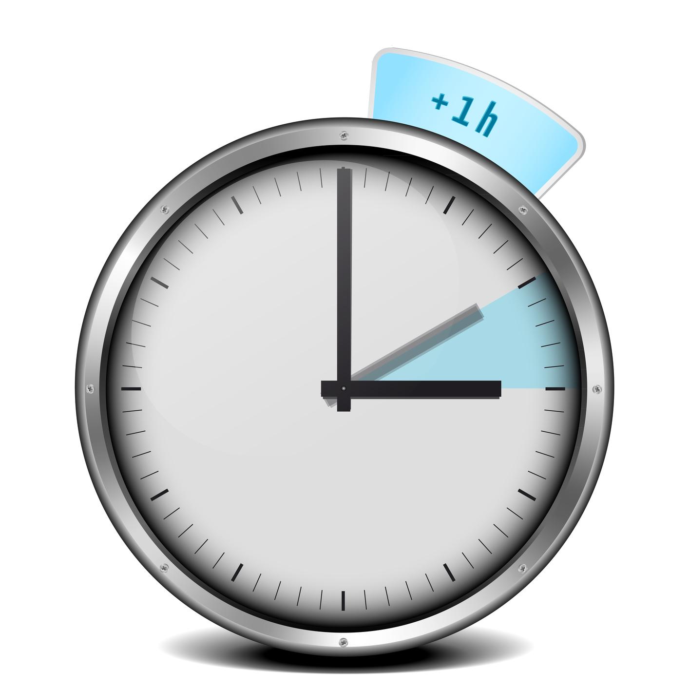 Когда переводят часы на летнее время?