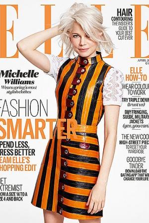 Мишель Уильямс снялась в фотосессии. ФОТО