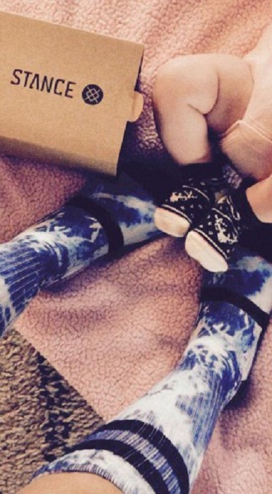 Жена Владимира Кличко поделилась трогательным фото с дочкой