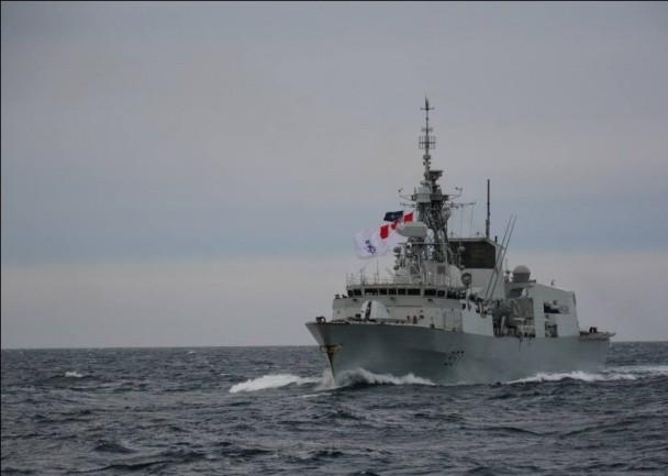 ФОТО: Совместные военно-морские учения НАТО в Черном море