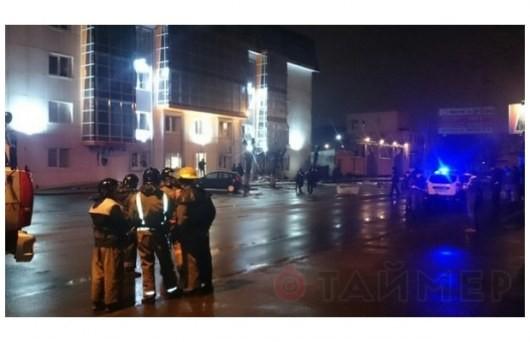 ВИДЕО, ФОТО: Ночной взрыв в Одессе