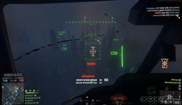 ВИДЕО: тестирование ночных карт для Battlefield 4
