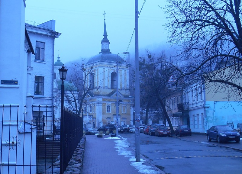 Старый Киев в ретрофильмах: Подол (ФОТО, ВИДЕО)