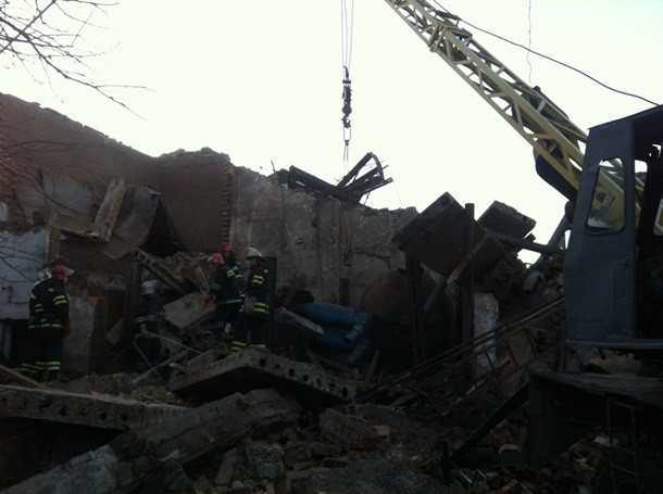 Взрыв в Хмельницкой области: есть погибший
