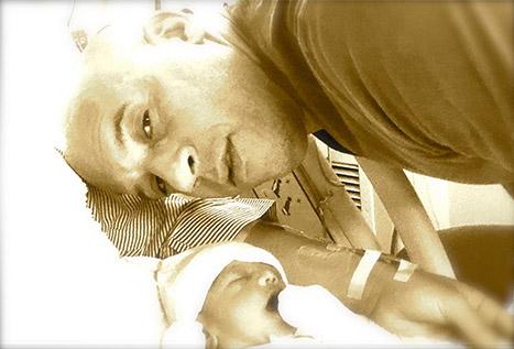 Вин Дизель снова стал отцом