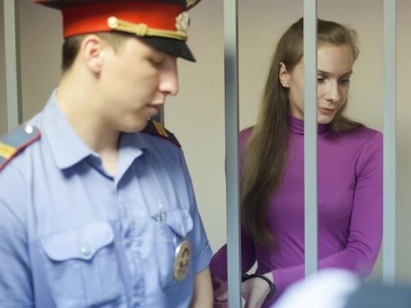 """Анастасия Дашко из """"Дом-2"""" рассказала о жизни в тюрьме"""