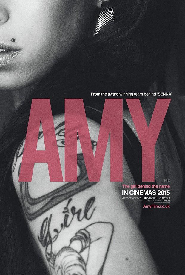 Названа дата релиза документального фильма об Эми Уайнхаус