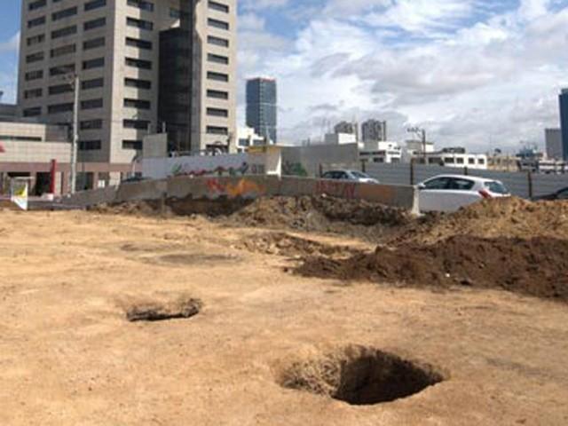 В Тель-Авиве археологи раскопали поселок, которому 5000 лет