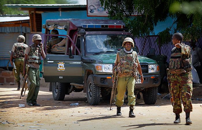 Число жертв атаки на университет в Кении выросло до 147 чел.