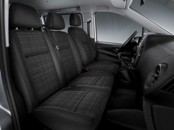 В Украине начали продавать новый Mercedes-Benz Vito