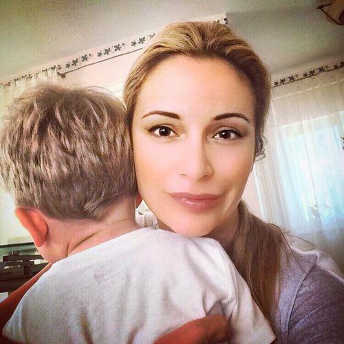 Фото 2-летнего сыночка Жанны Фриске