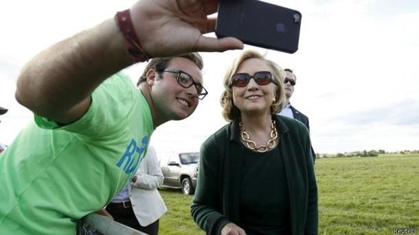 Хиллари Клинтон готова вступить в президентскую гонку