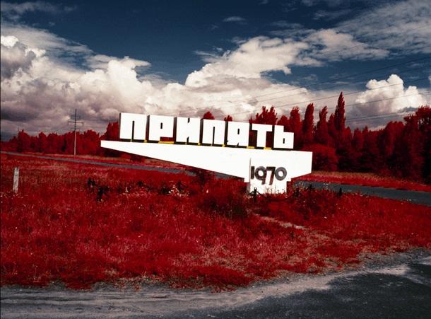 """Британский фотограф показал """"привидений"""" в Чернобыле (ФОТО)"""