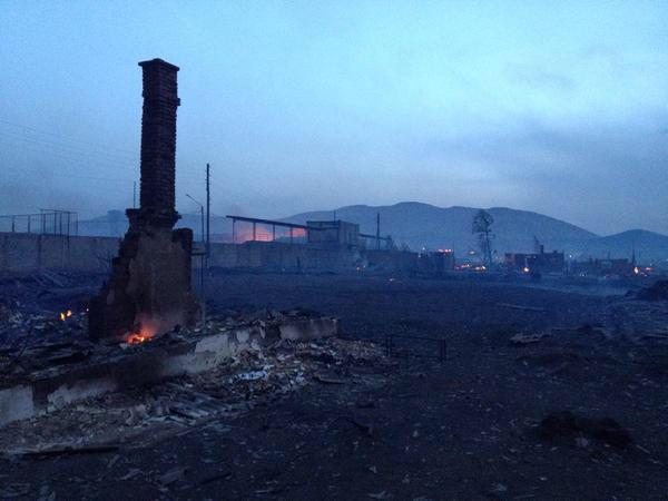 Пожары на юге Сибири: число погибших увеличилось (ВИДЕО)
