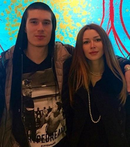 Дочь Анастасии Заворотнюк встречается с сыном олигарха