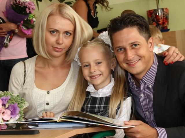Александр Педан рассказал о дочери и жене