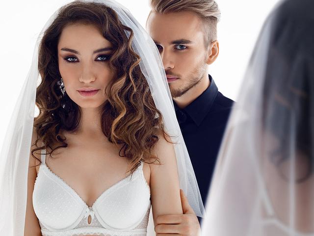 Виктория Дайнеко снялась в рекламе нижнего белья