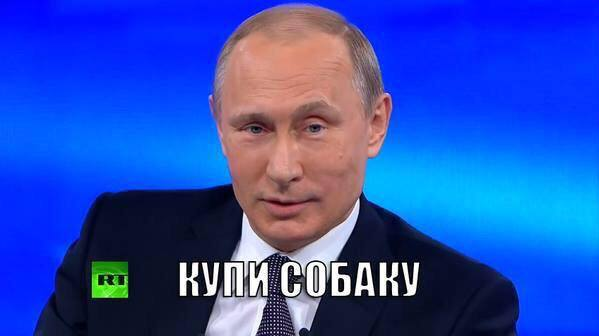 """ФОТО: Лучшие фотожабы на """"прямую линию"""" с Путиным"""