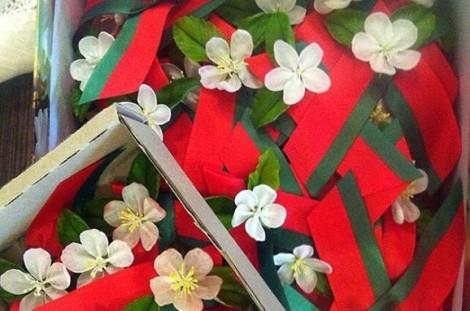 Беларусь сменит 9 мая георгиевскую ленту на «Цветок Победы»