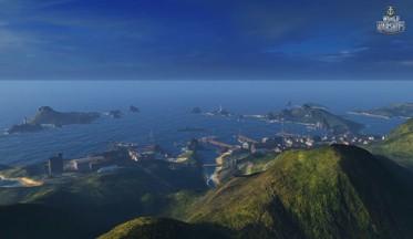 ВИДЕО: порт в World of Warships