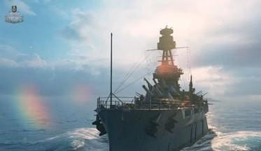 ВИДЕО: Крейсеры США в World of Warships