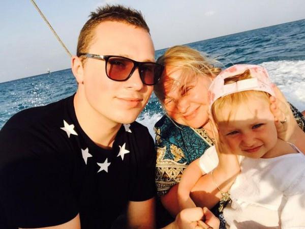 Светлана Пермякова показала свою подросшую дочь