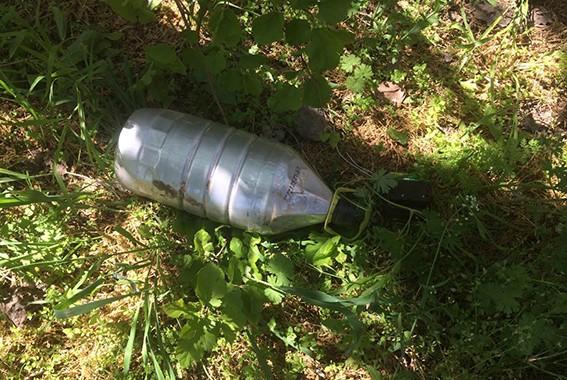 В Одессе найдено еще одно взрывное устройство в трубопроводе