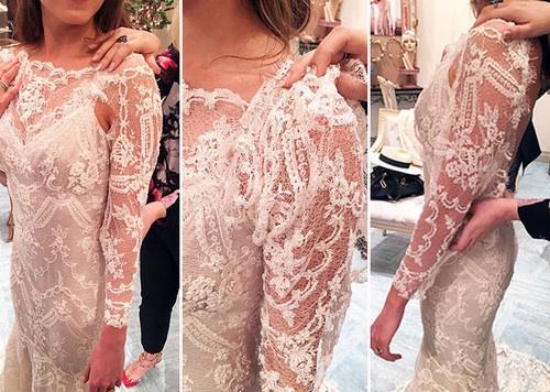 Свадебное платье Никки Рид