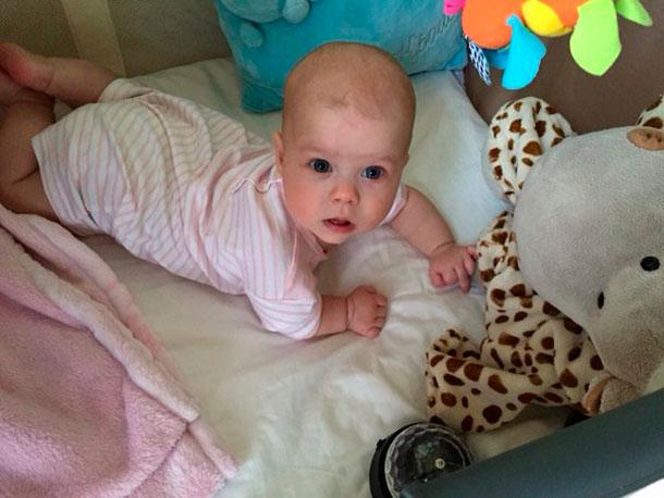 Игорь Петренко скрывает новорожденную дочь