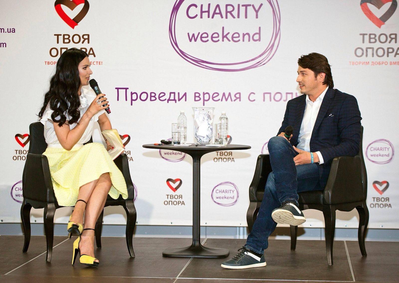 Сергей Притула: интервью о семье и воспитании сына