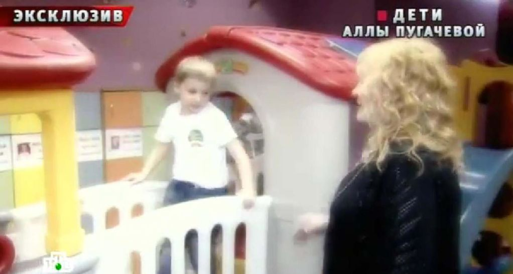 Алла Пугачева впервые показала своих детей (ФОТО, ВИДЕО)