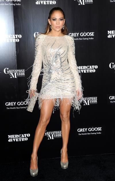 Дженнифер Лопес победила в рейтинге лучших звездных тел