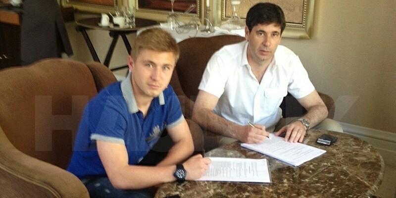 Милевскому в Хайдуке составил компанию еще один украинец