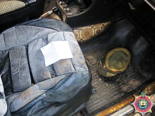 ФОТО: В Артемовске местные жители задушили офицера ВСУ
