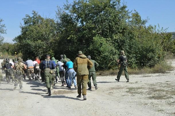 В Крыму журналистов подготовят к войне