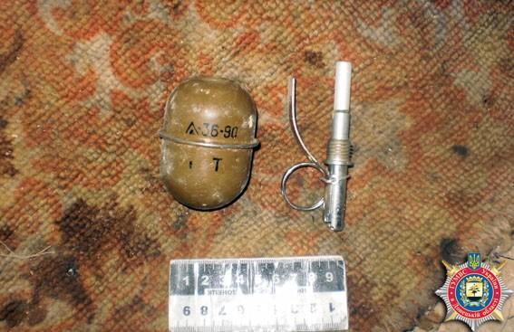 В Дзержинске найден тайник с боеприпасами