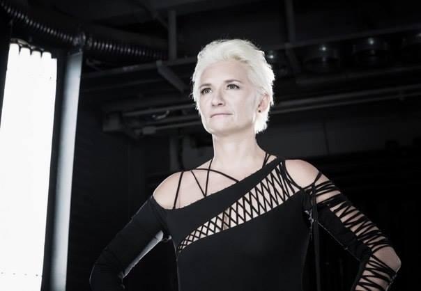 Диана Арбенина стала блондинкой