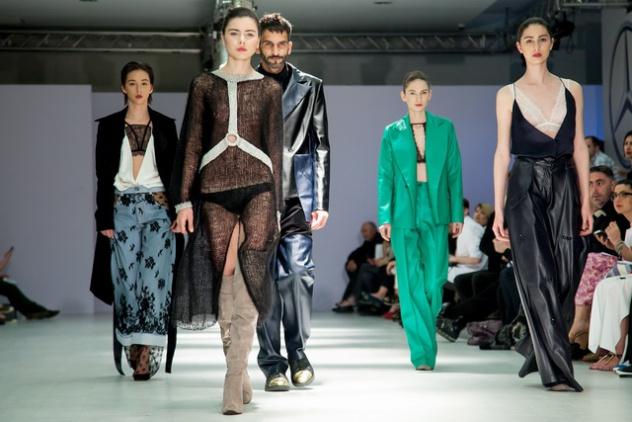 Дизайнеры Украины выиграли международный конкурс в Тбилиси